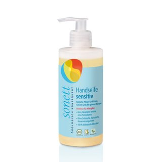 Sonett Handseife Sensitiv Spender 300ml