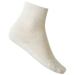 Living Crafts Kinder Schur- & Baumwoll-Socken 1Paar