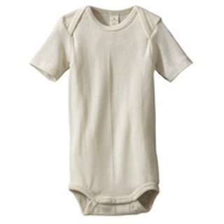 Living Crafts Baby-Body 1/4 Arm Wolle/Seide 1St.
