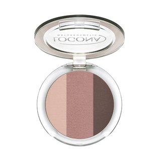 Logona Eyeshadow Trio No. 03 - rosewood 4g