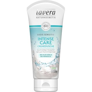 Lavera BASIS Sensitiv Intense Care Cremedusche 200ml