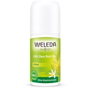 Weleda 24h Deo Roll-on Citrus 50ml