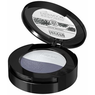 Lavera Beautiful Mineral Eyeshadow Duo Midnight Blue 05 2g