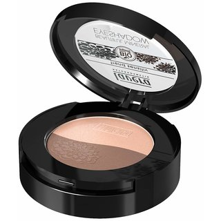 Lavera Beautiful Mineral Eyeshadow Duo Glamorous Taupe 06 2g