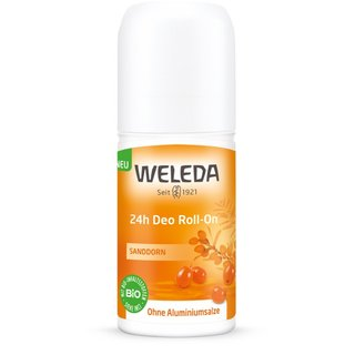 Weleda 24h Deo Roll-On Sanddorn 50ml