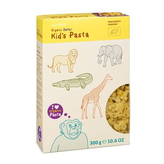 Alb-Gold Kids Bio-Pasta - Safari 300g