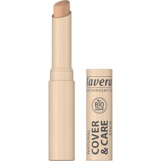 Lavera Natural Cover & Care Stick Honey 03 1,7g
