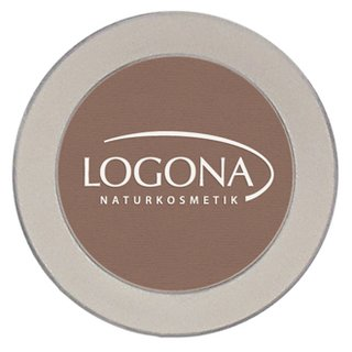 Logona Eyeshadow Mono No. 02 - chocolate 2g
