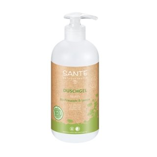 Sante Family Duschgel Bio-Pineapple & Lemon 500ml