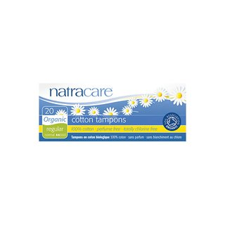 Natracare Tampons Normal 20St.