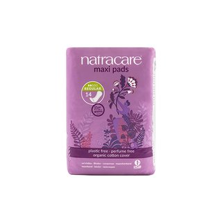 Natracare Damenbinden Maxi Pads Normal 14St.