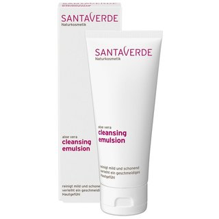 SantaVerde Aloe Vera Cleansing Emulsion 100ml